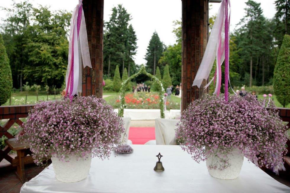 Beispiel: Hochzeit im Bauernhaus, Foto: Das Bauernhaus.