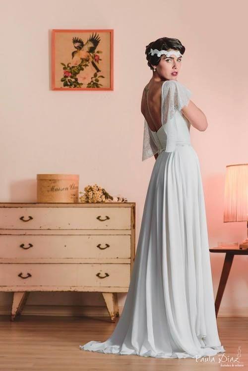 Colección Mi Aire, 2015. Vestido Antonia.