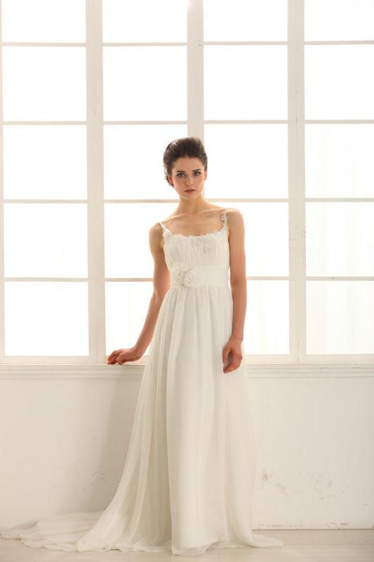 Beispiel: Von schlicht bis elegant, Foto: Prinzessin Brautmode.