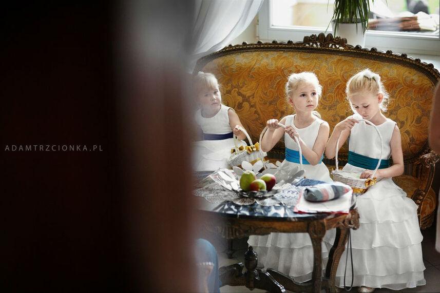 Druhenki - angażujemy dzieci do waznych ról :-)