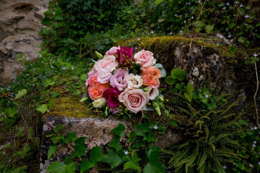 Sweet Félicité Photographe Bouquet de mariée/Bride's bouquet/Vexin