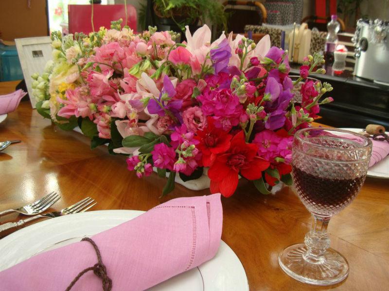 Camila K. Flores e Festas
