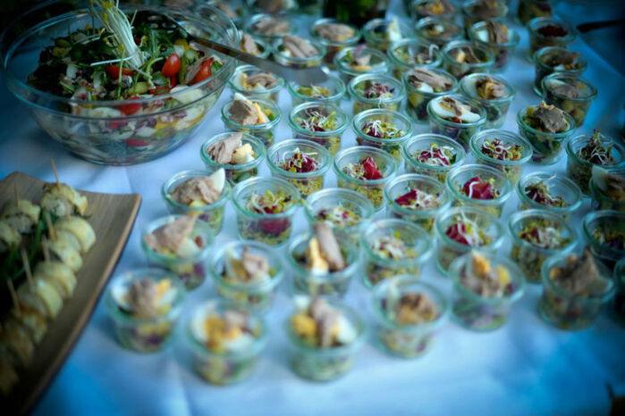 Beispiel: Innovative Buffets, Foto: Magellan.