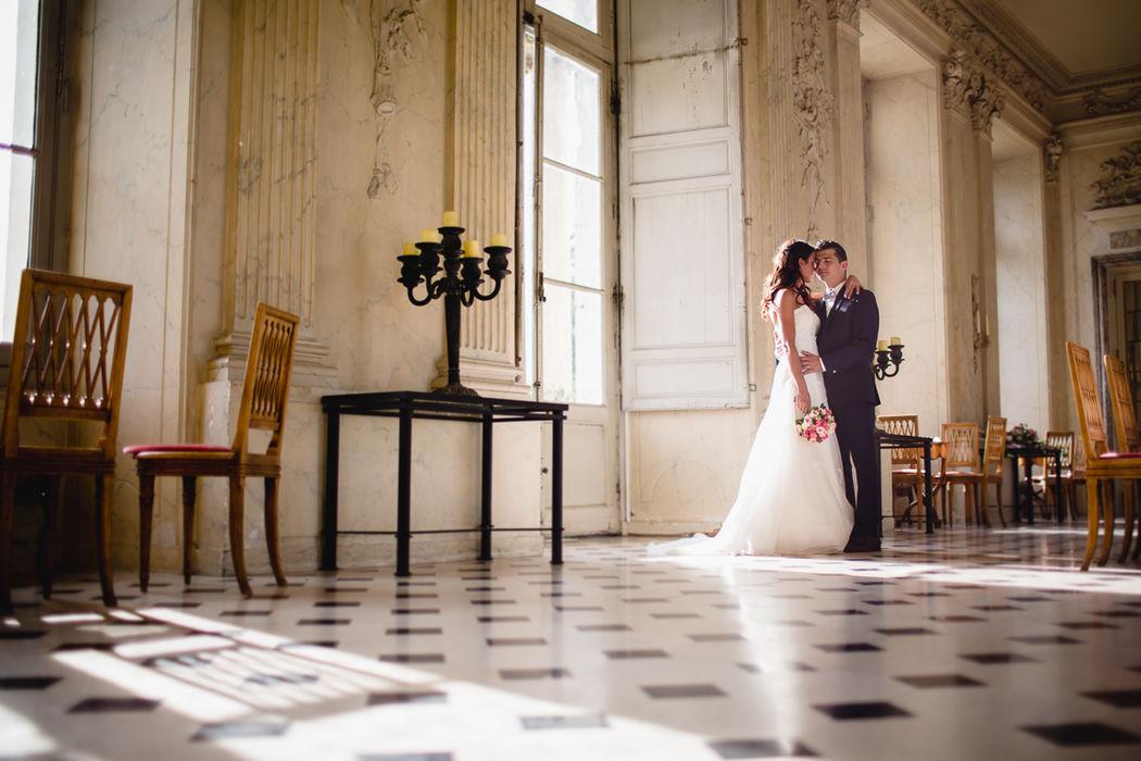 Mariage au Château du Maréchal de Saxe - Carole J. Photographie