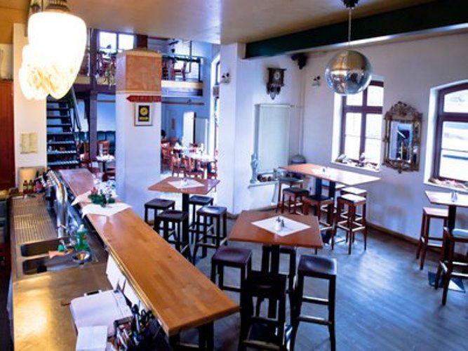 Beispiel: Eindruck von den Räumlichkeiten, Foto: Restaurant Hofstall.