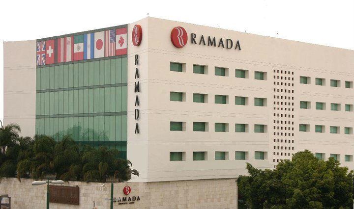 Ramada Aeropuerto México, hotel en Ciudad de México