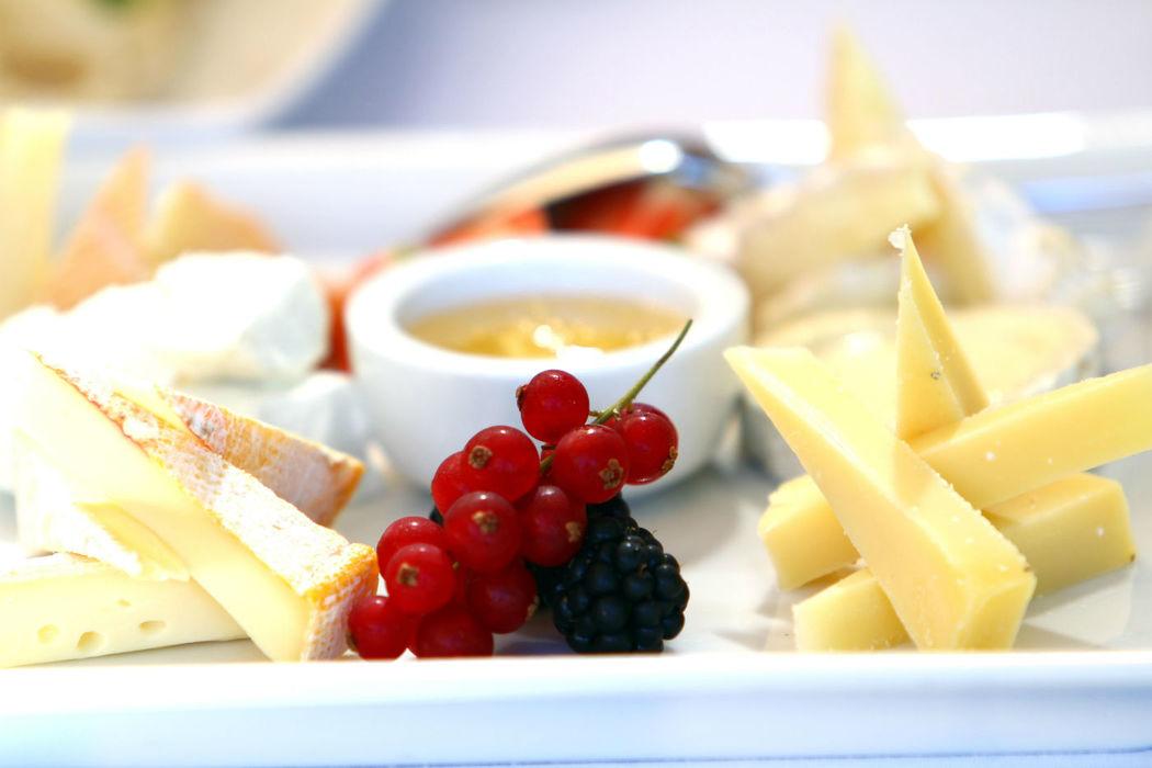 Cuñitas de queso manchego