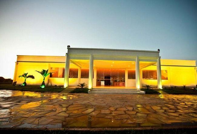 Catetinho Hall - Park Way Saída Sul