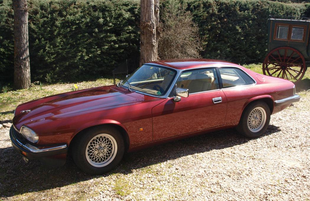 Jaguar XJS (Madrid)
