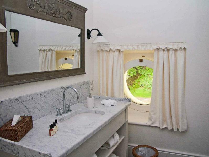 Beispiel: Badezimmer, Foto: Schloss Gartrop.