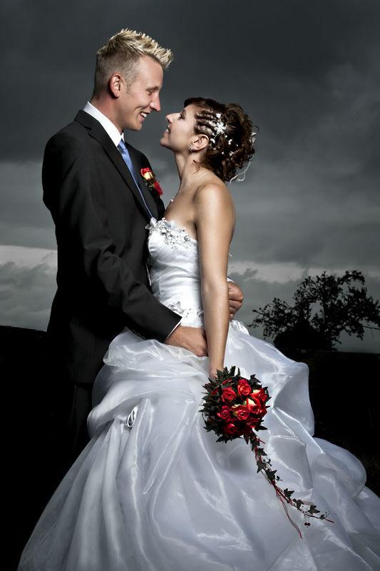 Beispiel: Wunderschöne Hochzeitsfotografie, Foto: Bildschmiede Fotografie.