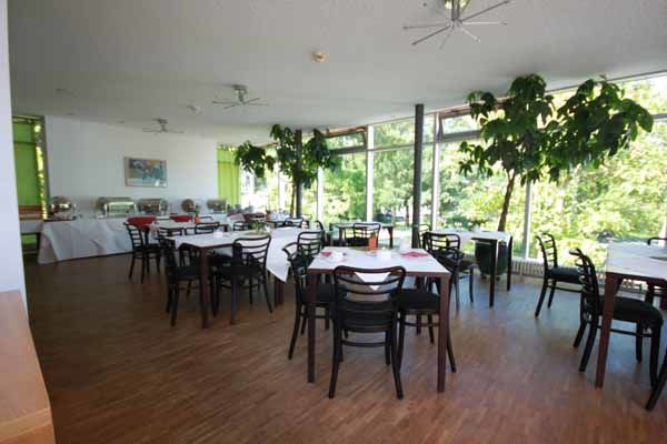 Beispiel: Wintergarten, Foto: Schlosshotel Rockenhausen.
