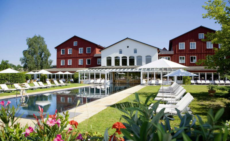 Beispiel: Außenansicht, Foto: Hotel Zur Bleiche.