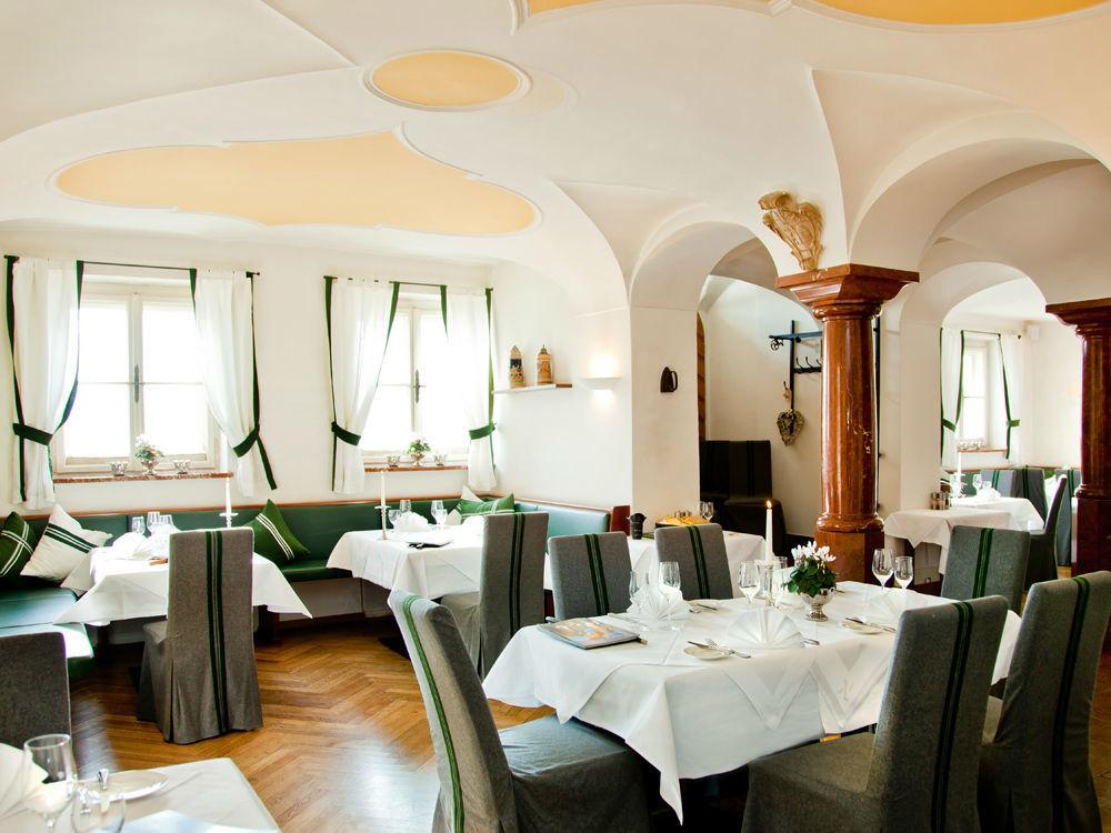 Beispiel: Gwandhaus Restaurant, Foto: Gwandhaus.