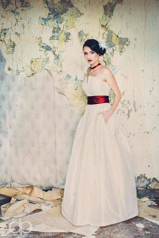 Modell Anouk, Foto: David Pinzer