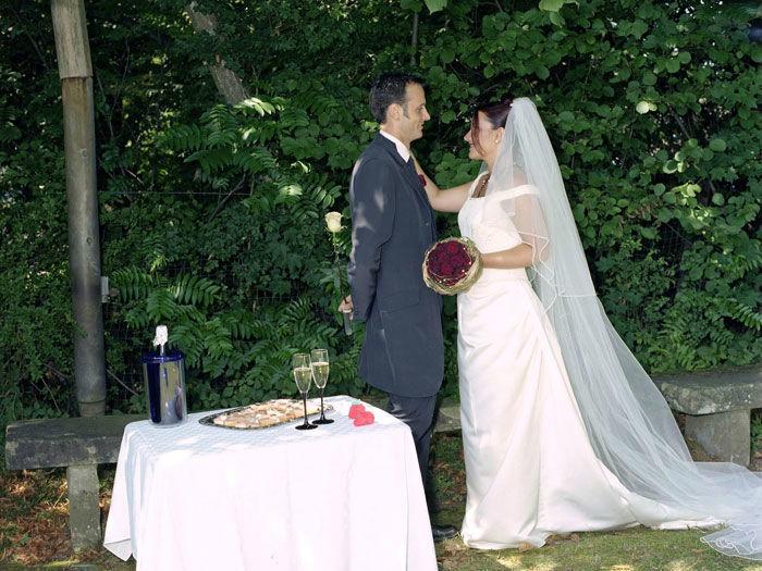 Beispiel: Planung und Organisation Ihrer Hochzeit, Foto: Trau Atelier.