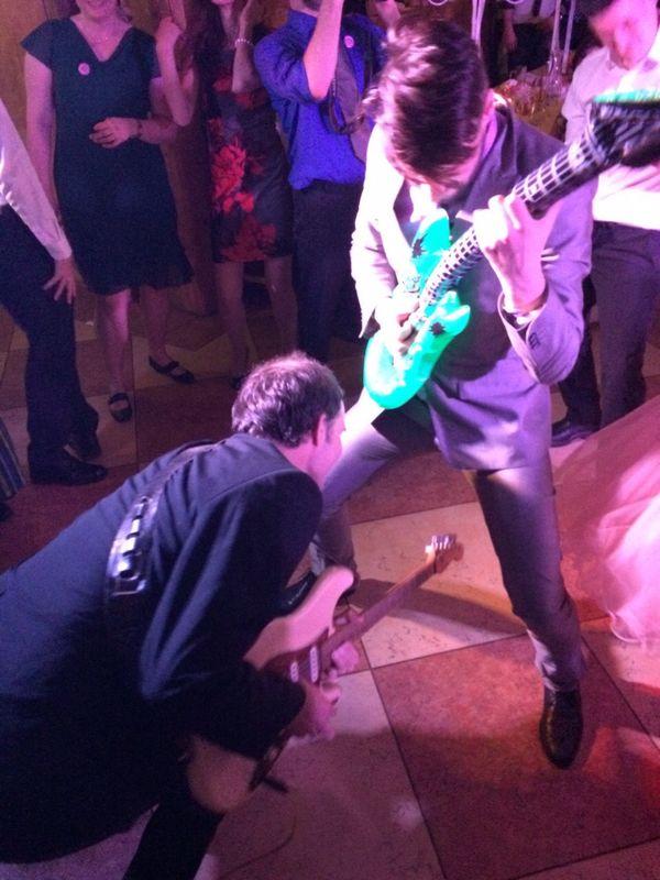 Gitarren Duell