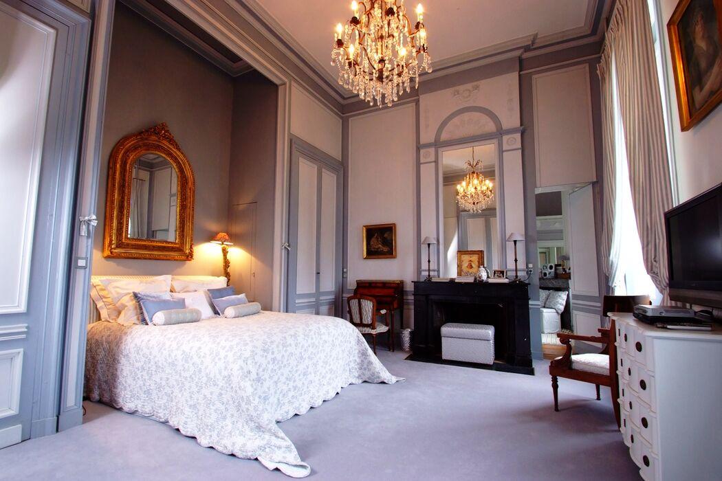 La chambre du comte