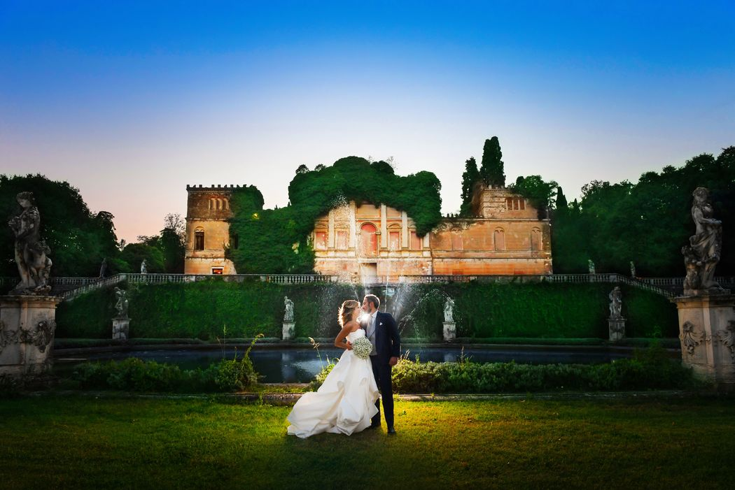 wedding  villa Trissino