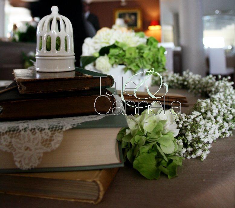 Dettagli vintage per un matrimoino a Torre del Greco