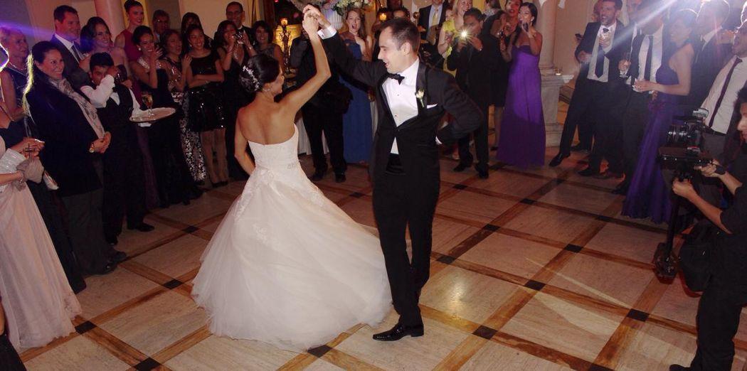 El BaileBoda de Fiorella & Antonio