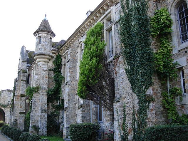 Abbaye des Vaux Cernay