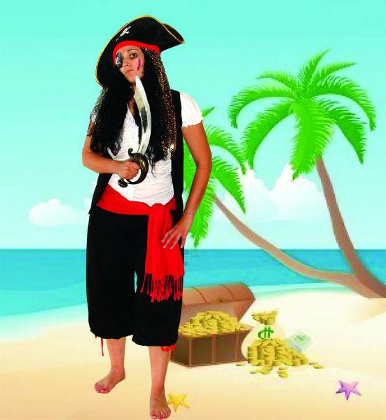 Animadora Pirata