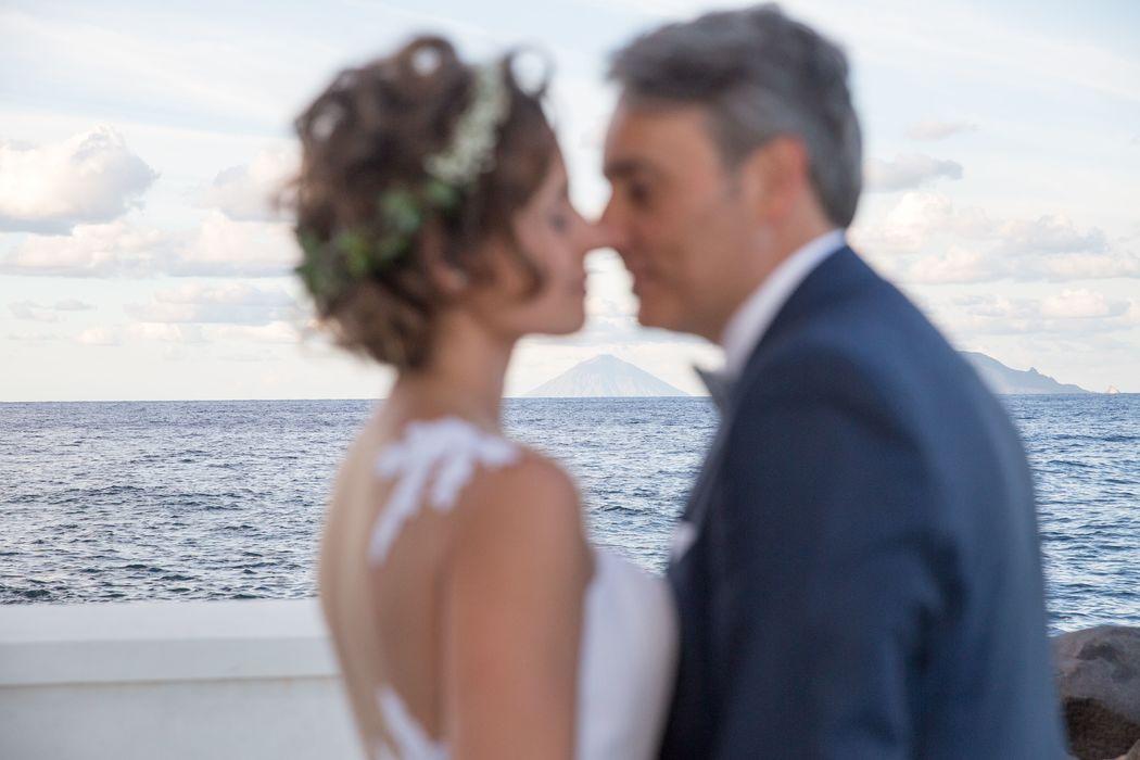 Matrimonio alle isole Eolie