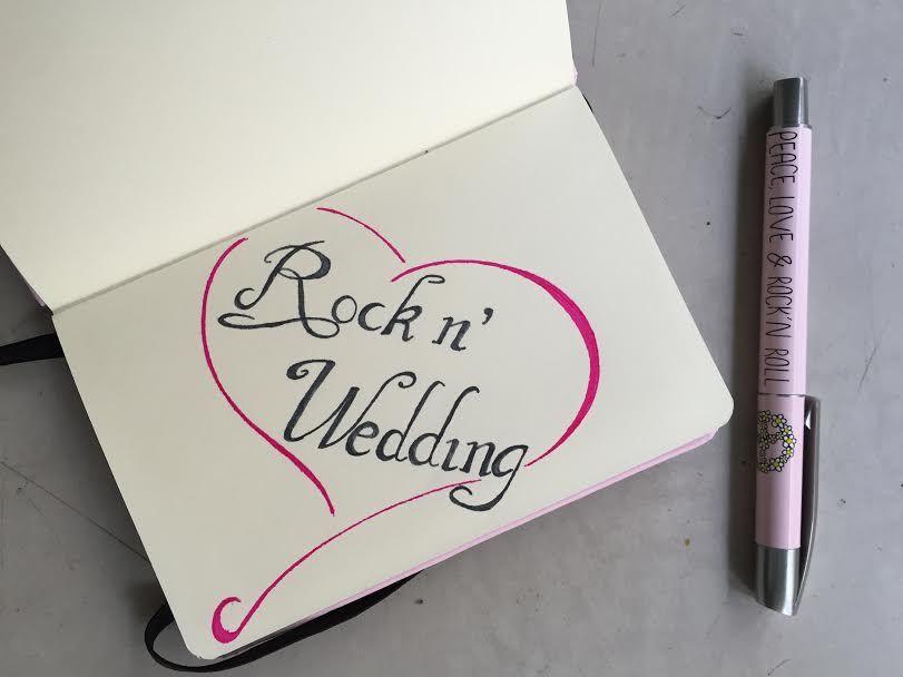 Rock n Wedding