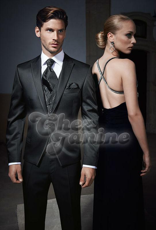 Beispiel: Mode für den Bräutigam, Foto: Chez Janine.