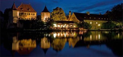 Beispiel: Seeterrasse, Foto: Schloss Blutenburg.