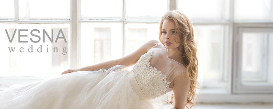 Свадебное платье Лизелия