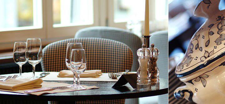 Beispiel: Restaurant, Foto: Hotel Bären Langenthal.