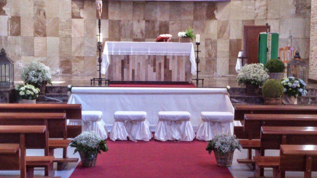 Iglesia de Tres Cantos