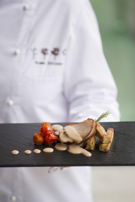 Alta gastronomía en La Quinta de Illescas