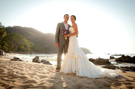 Adventure Weddings, planeación de bodas, en Puerto Vallarta