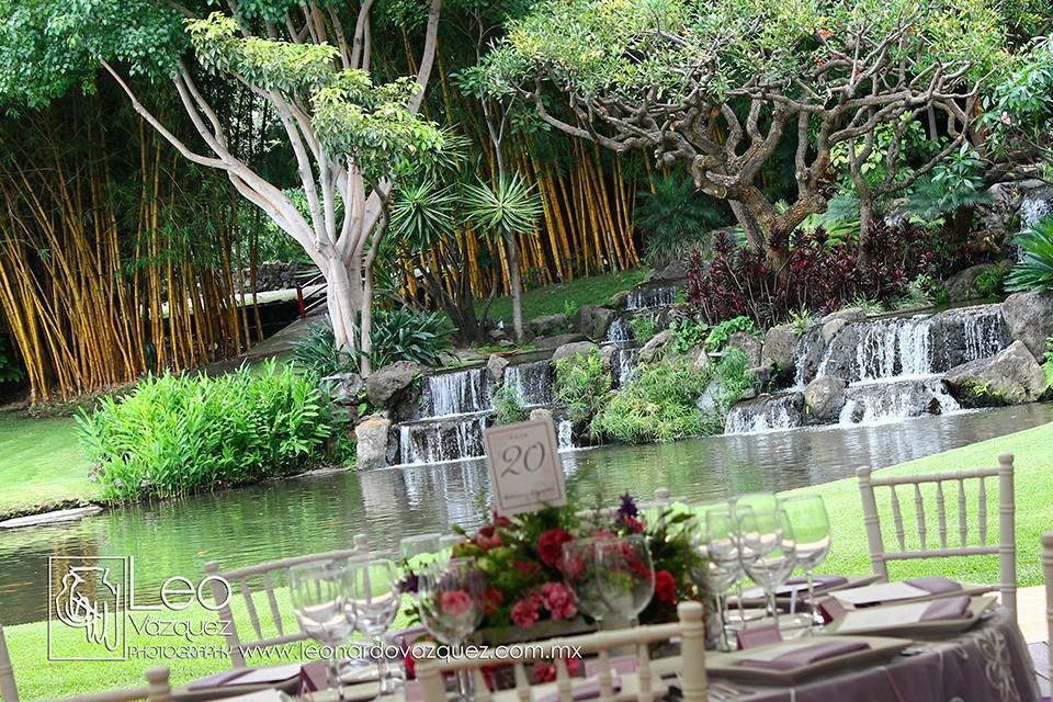 Jardín Huayacán / Ixaya en Morelos