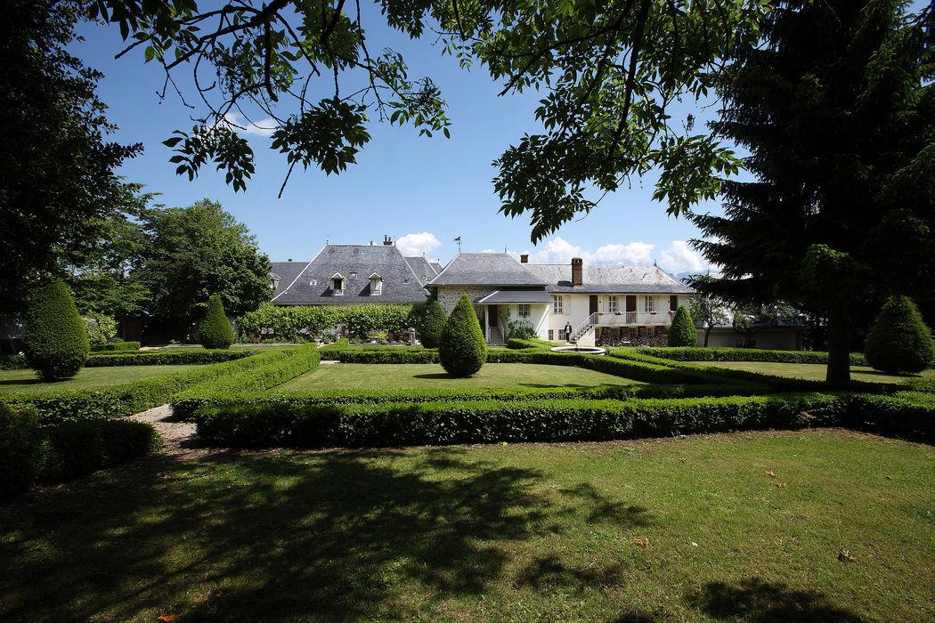 Jardins à la Française Photo Gérard Cottet