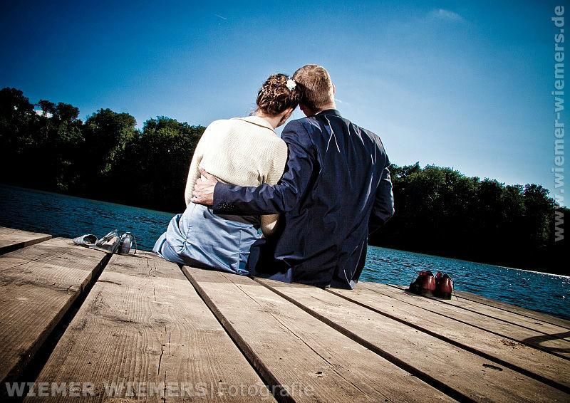 Moderne Hochzeitsfotos mit Porty, Hochzeitsfotograf: Nils Wiemer Wiemers