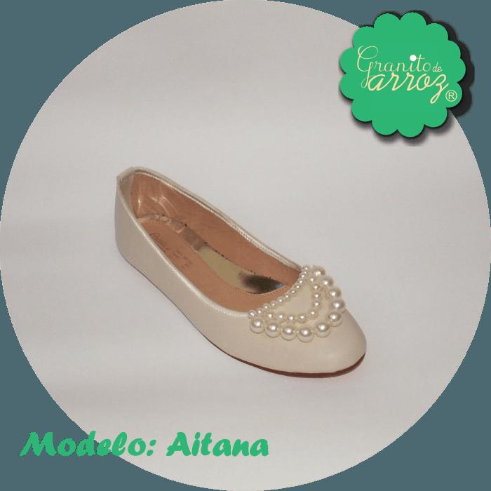 Modelo Aitana/ color Perla
