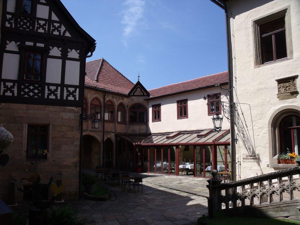 Innhof - Schlosshotel Hohenstein