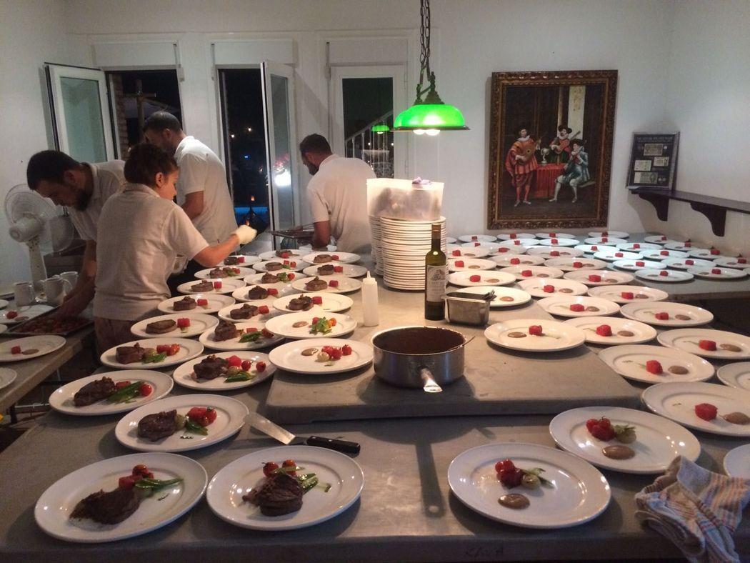 Catering por Casa Del Maco en una casa privada