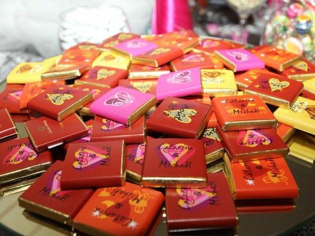 Les Vrac - Chocolat de Mariage