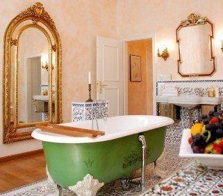 Beispiel: Badezimmer, Foto: Orphée.