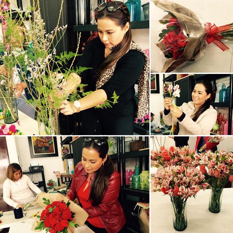 Curso de Diseño Floral con Eduardo Privat