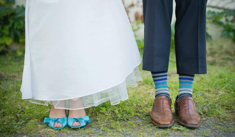 Beispiel: Eventmanager zur Hochzeit, Foto: Feste Feiern.