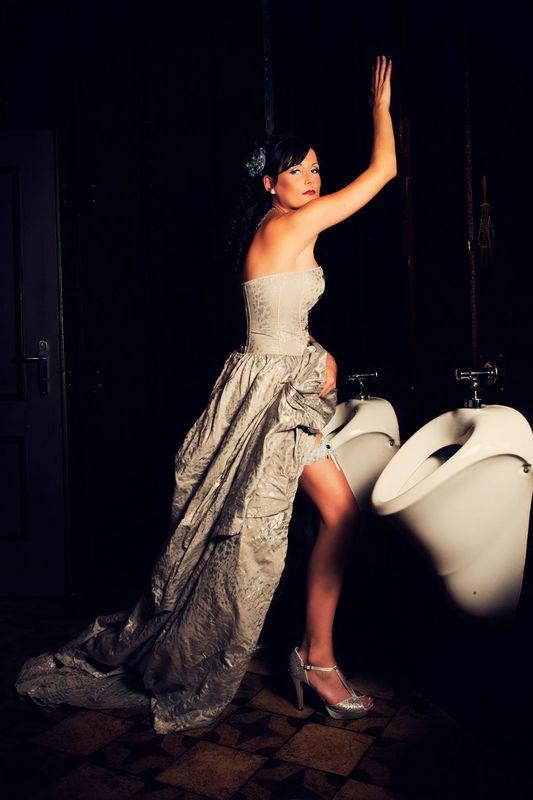 Beispiel: Portrait der Braut, Foto: JB_Pictures.