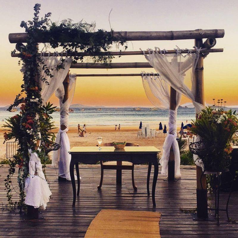 Casamento em Geribá, Buzios