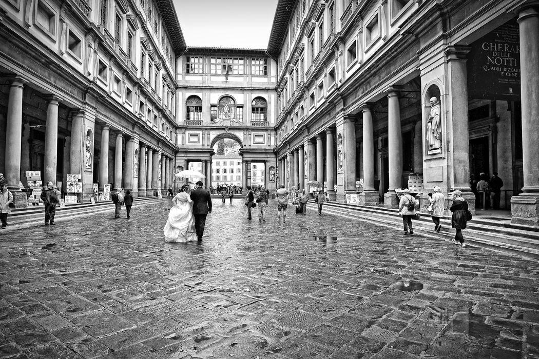 Uffizi...