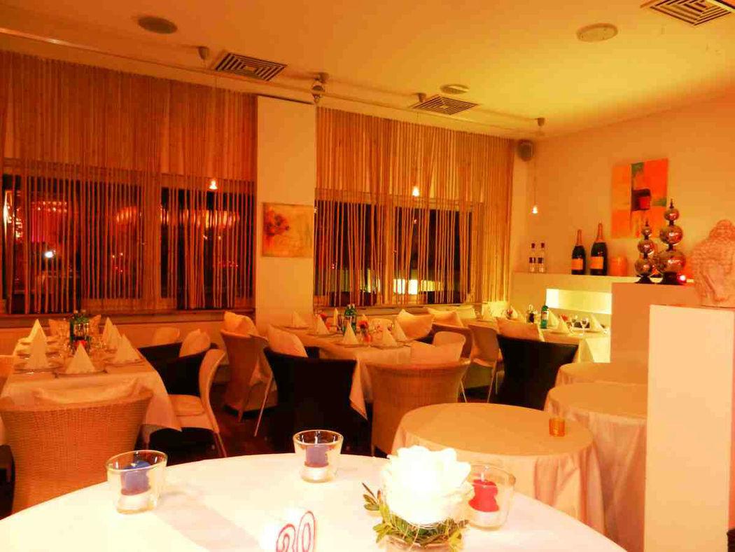 Beispiel: Restaurant, Foto: Strandhaus Nürnberg.